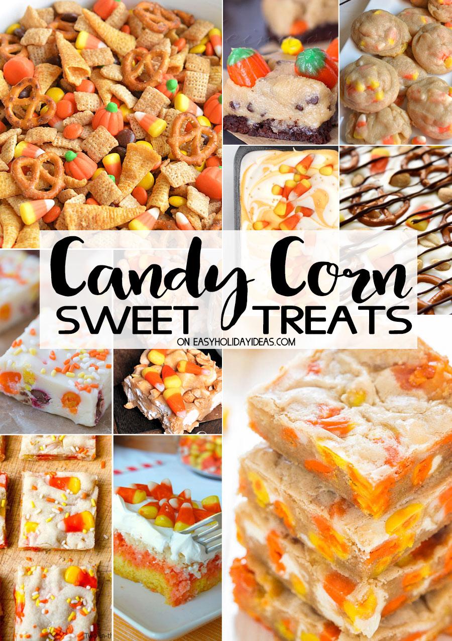 10 Sweet Candy Corn Treats