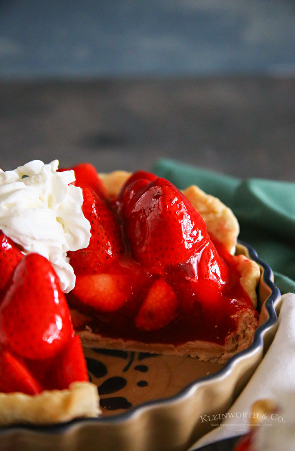 https://www.kleinworthco.com/30-minute-strawberry-pie/
