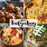 Great Tailgating Recipes