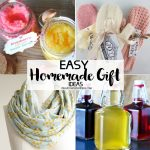 Easy Homemade Gift Ideas