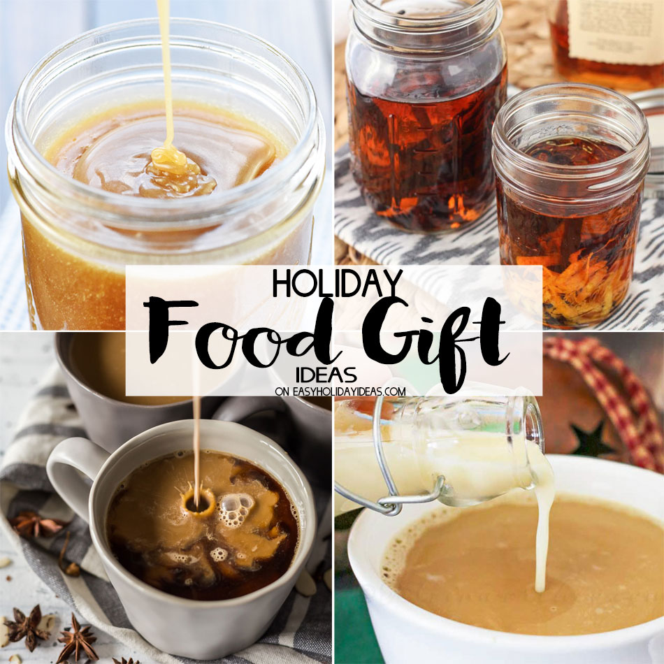 Holiday Food Gift Ideas