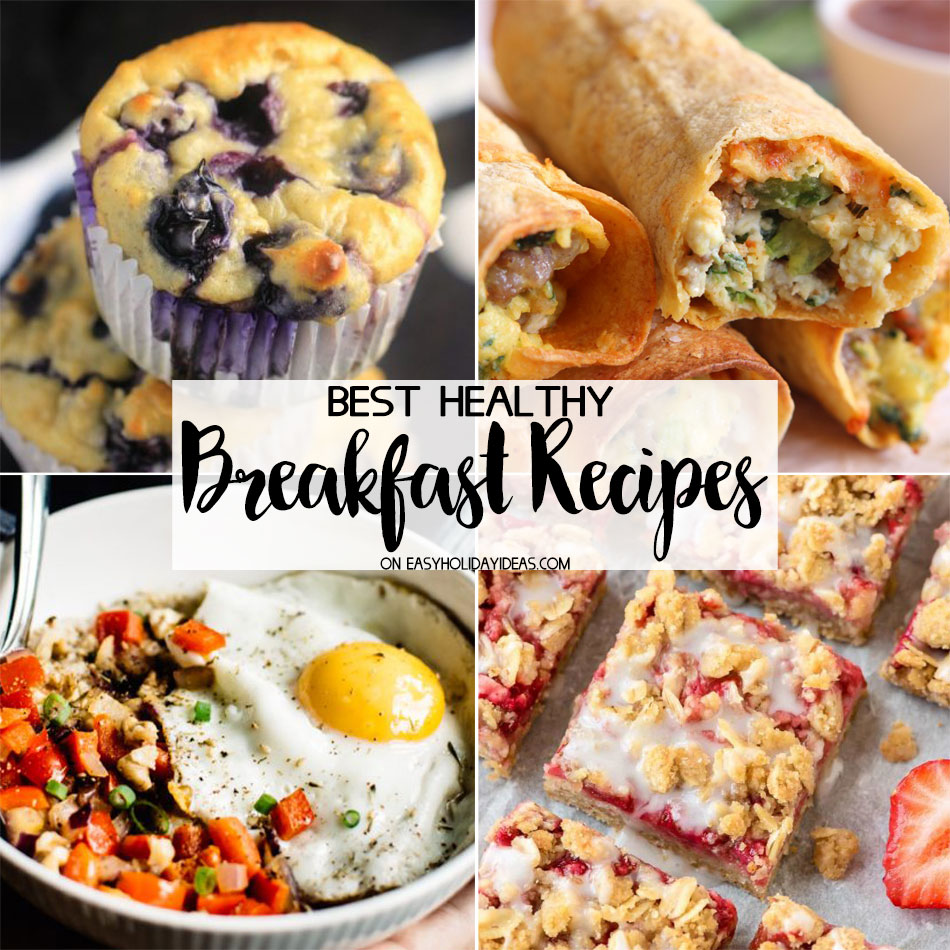 Best Healthy Breakfast Recipes