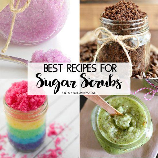 Best Sugar Scrub Recipes