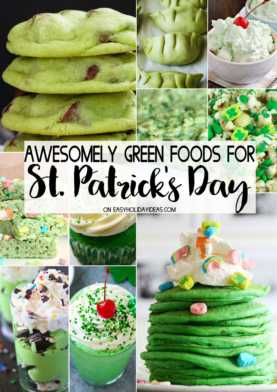 Awesomely Green Recipes