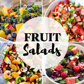 Summer Fruit Salad Recipes
