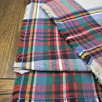 $5 Blanket Flannel Scarf