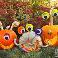 Monstrously Cool Pumpkins