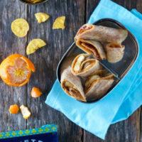 Grain Free Tortilla Pinwheels