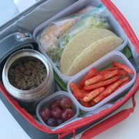 Lunchbox Tacos