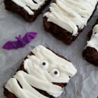 Mummy Brownies
