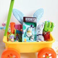 My Garden Easter Basket - FSPDT