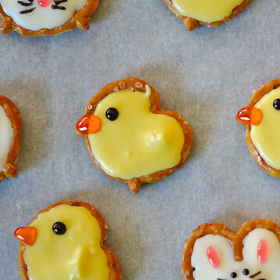 Cute Pretzel Treats