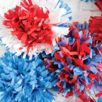 Tissue Paper Fireworks